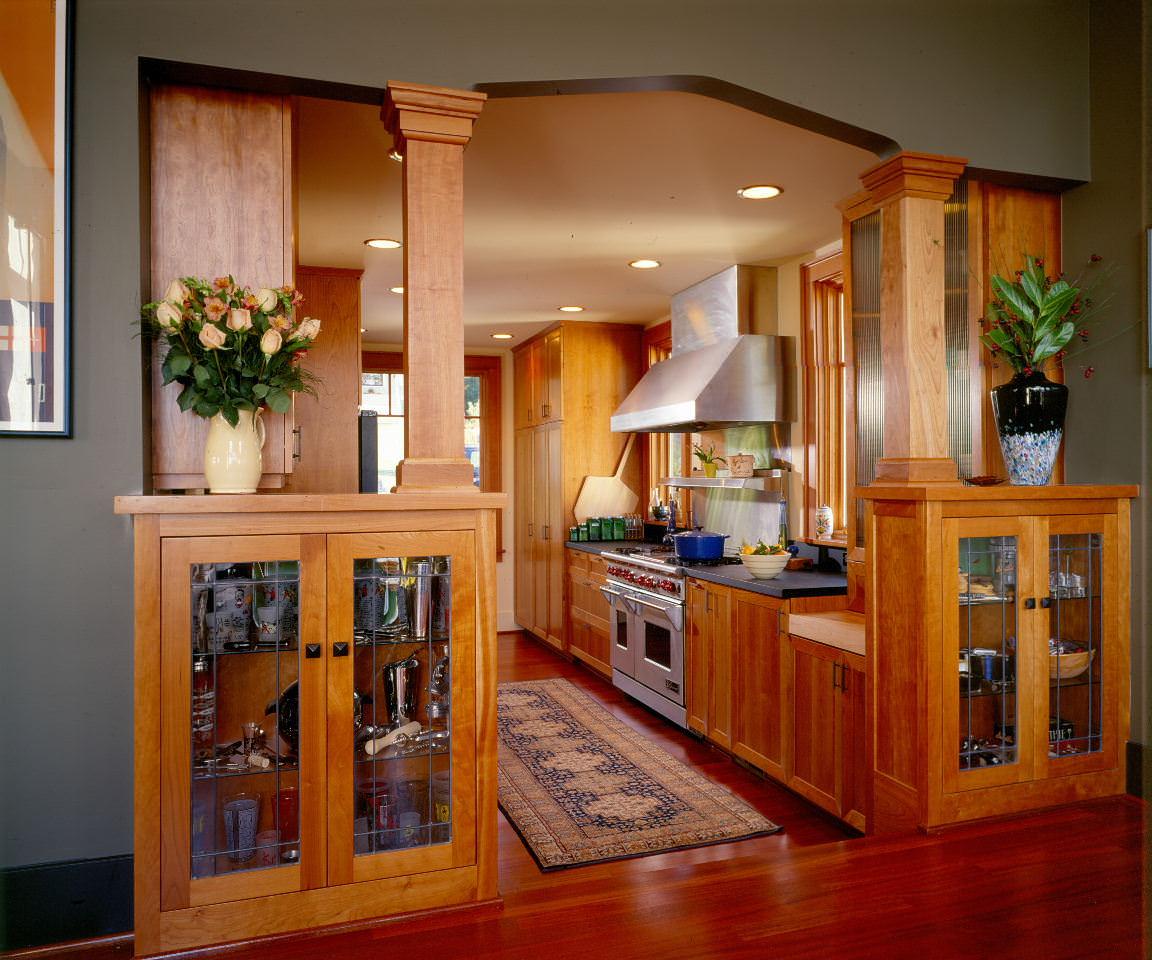 Custom Bathroom Vanities Seattle custom kitchen islands - vision woodworks - february 2012